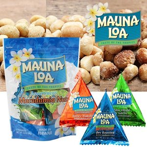 ハワイお土産 マウナロア マカデミアナッツミニア...の商品画像
