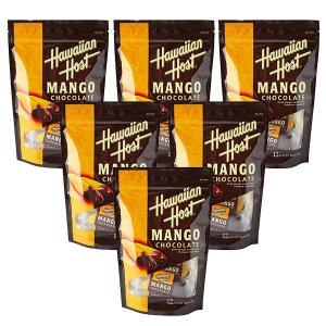 ハワイお土産 ドライマンゴーチョコレート(12袋...の商品画像