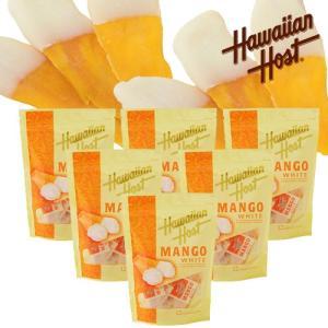 ハワイお土産 ドライマンゴーホワイトチョコレート...の商品画像