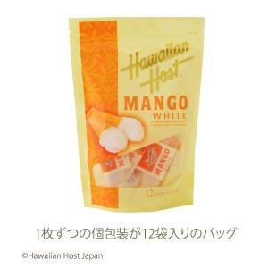 ハワイお土産 ドライマンゴーホワイトチョコレー...の詳細画像3