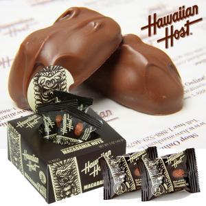 ハワイお土産 マカデミアナッツチョコレートTIKI 12粒入り|ハワイアンホースト公式店
