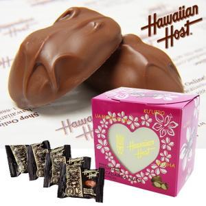 ハワイお土産 ハートギフト ピンク4粒入り|ハワイアンホースト公式店|hawaiianhost