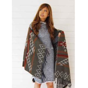 【Rag Shop】★1090106★ アウクリル素材/ジャガード織りのショール♪ 【ラグショップ】|hawaiilani-shop