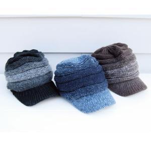 【Lani Lua】★149111★ アクリルニット素材/Gradation knit Cap ★Constanza★ 【ラニルア】|hawaiilani-shop