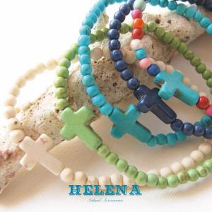 【Helena】★20140104b★【ヘレナ】天然石のブレスレット / 素敵な天然石で作ったブレスレット♪|hawaiilani-shop|02