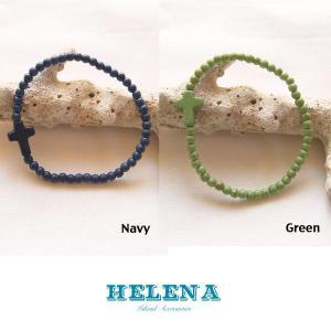 【Helena】★20140104b★【ヘレナ】天然石のブレスレット / 素敵な天然石で作ったブレスレット♪|hawaiilani-shop|06