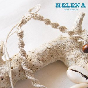 【Helena】★20140105b★【ヘレナ】天然貝のブレスレット / 素敵な天然貝で作ったブレスレット♪|hawaiilani-shop|04