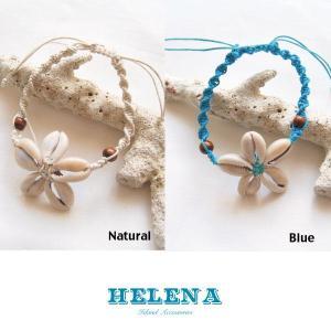 【Helena】★20140105b★【ヘレナ】天然貝のブレスレット / 素敵な天然貝で作ったブレスレット♪|hawaiilani-shop|06