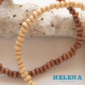【Helena】★20140106b★【ヘレナ】天然木のブレスレット / 素敵な天然木で作ったブレスレット♪|hawaiilani-shop|03