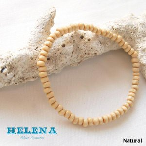 【Helena】★20140106b★【ヘレナ】天然木のブレスレット / 素敵な天然木で作ったブレスレット♪|hawaiilani-shop|06