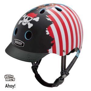 送料無料 子供用 ヘルメット 子供用自転車ヘルメット ナットケース Nutcase / ★Ahoy!★/アホイ!/ 世界基準の安心ヘルメット