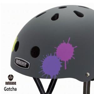 送料無料 子供用 ヘルメット 子供用自転車ヘルメット ナットケース Nutcase / ★Gotcha★/ガッチャ/リトルナッティ|hawaiilani-shop