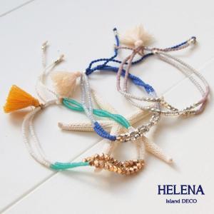 【Helena】★HELE-1506★【ヘレナ】ビーズのブレスレット / 素敵なブレスレットが届きました♪|hawaiilani-shop