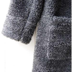 【Rag Shop】★J-50166★ Warm Boa Jacket /ボア素材・あたたかなボアコート ★Clara★ 【ラグショップ】|hawaiilani-shop|03