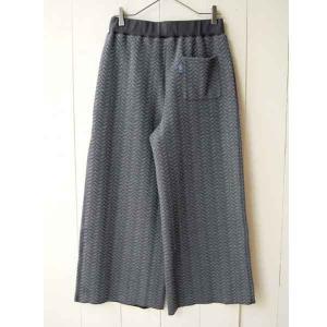 【Rag Shop】★J-702618-1★ Quilting Wide Pants/キルティングのパターンがかわいいワイドパンツ ★Maribel★ 【ラグショップ】|hawaiilani-shop|04