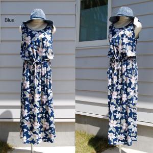 【Rag Shop】★K006003★しなやかなプリント素材 /  素敵なドレス♪[Felipa]ラグショップ|hawaiilani-shop|05