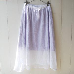 【Rag Shop】★K006004★しわしわチリメンガーゼ素材 /  ふんわりガーゼのスカート♪[Emelina]ラグショップ|hawaiilani-shop