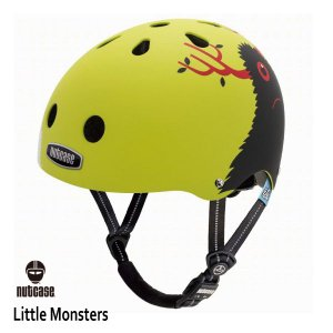 送料無料 子供用 ヘルメット 子供用自転車ヘルメット ナットケース Nutcase / ★Little Monsters★/リトルモンスターズ/リトルナッティ|hawaiilani-shop|02