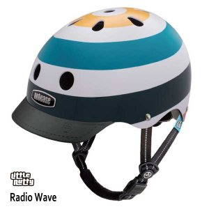 子供用 キッズ自転車ヘルメット ナットケースーNutcase / ★Radio Wave★/ラジオウエーブ/ 世界基準の安心ヘルメット