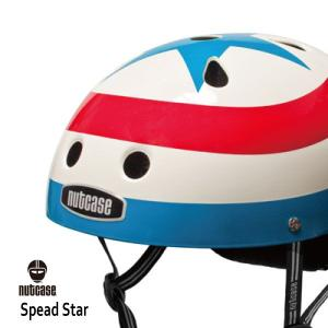 送料無料 子供用 ヘルメット 子供用自転車ヘルメット ナットケース Nutcase / ★Speed star★/スピード・スター/