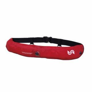 高階救命器具(タカシナ) 自動膨張救命胴衣 BSJ-5120RS レッド [定形外送料250円]|haya