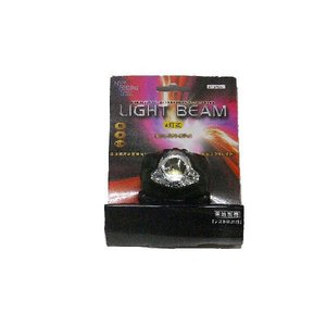 スーパーLEDヘッドランプ 4灯式 BF‐24057 [定形外送料120円対応]|haya