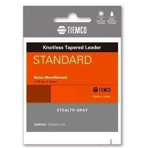 TIEMCO ティムコ リーダースタンダード 7.5FT 0X [5枚セット] [10個まで定形外送料120円対応]|haya