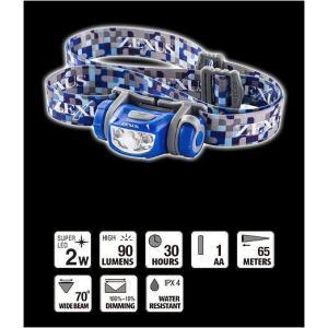 冨士灯器 LEDライト ZEXUS ゼクサス ZX-250SB [定形外送料200円対応]|haya