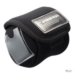 SHIMANO シマノ スプールガード シングル PC-018L ブラック L [定形外送料120円対応]|haya