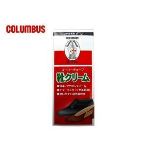 コロンブス 靴クリーム スーパーチューブ ツヤ革専用 黒 [定形外送料120円対応]|haya
