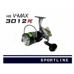 DAIWA ダイワ スポーツラインHS V-MAX 3012 PEライン 1.5号-130m付 [糸付リール] [定形外送料250円]|haya