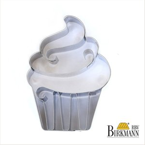 【BIRKMANN/ビルクマン】クッキー型(カップケーキ型 9×7cm)