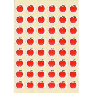 PS1160フルーツシール りんご 10袋セット