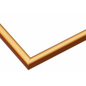 アルミ製パズルフレーム パネルマックス ゴールド (38x53cm)|hayasho