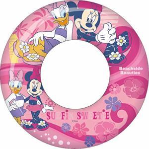 【リブライト】ディズニー ミッキー 浮き輪ミッキーマウス&フレンズ 直径90cm  80600|hayasho