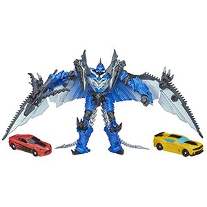 Hasbro A7757E250 Transformers Bumblebee and Stinger Battle|hayasho
