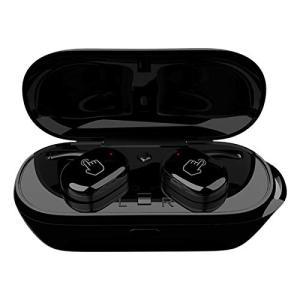 Bluetooth イヤホン 完全ワイヤレス スポーツイヤホン IPX5防水 片耳 両耳とも対応 左右独立型 マイク内蔵 ハンズフリー通話 充電式収納|hayasho