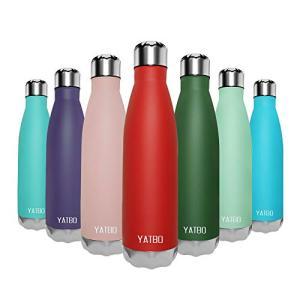 Yatbo 水筒 ボトル 魔法瓶 真空断熱 直飲み 保温保冷 ステンレスボトル 350ml/500ml/750ml 男女兼用 直飲み ウォーターボトル|hayasho