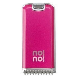 YA-MAN 【サーミコン(熱線)式脱毛だから、抜かない、剃らない、痛くない! 】NO! NO! HAIR ピンク STA100P|hayate