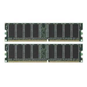 【2004年モデル】OM メモリモジュール PC3200 (DDR400) DIMM 512MBx2 ED400-512MX2|hayate