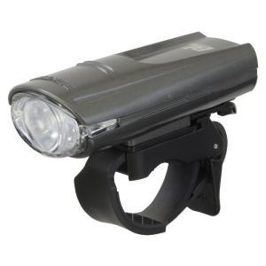 GENTOS(ジェントス) バイクライト 【明るさ80ルーメン/実用点灯6時間/防滴】 ガンメタル BL-350MG ANSI規格準拠|hayate