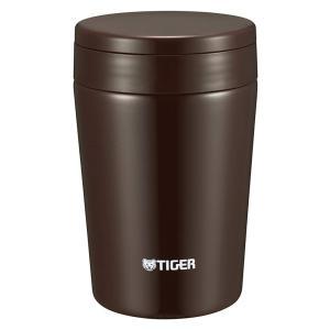 タイガー 魔法瓶 スープ ジャー 380ml ショコラ ブラウン MCL-A038-TC Tiger|hayate