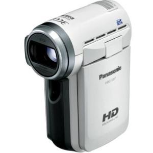パナソニック フルハイビジョンビデオカメラ SD7 シルバー HDC-SD7-W (SDカード)|hayate