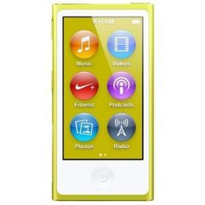 Apple iPod nano 16GB イエロー MD476J/A <第7世代> hayate