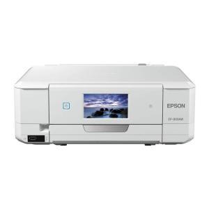 EPSON プリンター インクジェット複合機 カラリオ EP-808AW ホワイト|hayate