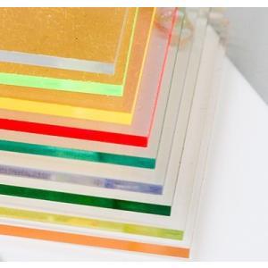 アクリル板カラーエッジ 板厚(3ミリ) 300×450