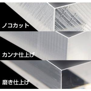 透明アクリルUVカット板 板厚(2ミリ) 1000×2000|hazaiya|02
