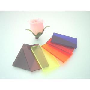 塩ビ板(カラー透明)板厚(1ミリ) 450×600|hazaiya