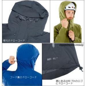 SALE マムート MAMMUT アヤコ プロ HS フーデッド ジャケット Ayako Pro HS Hooded Jacket Men 1010-26740 ゴアテックス 防水透湿アルパインシェル 登山スキー|hazily|09