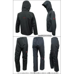旧品SALE マムート MAMMUT クライメイトレインスーツ/CLIMATE Rain-Suits Men 1010-26550 防水ゴアテックス上下セット雨具・GORETEXレインウェア GORE-TEX雨合羽|hazily|11